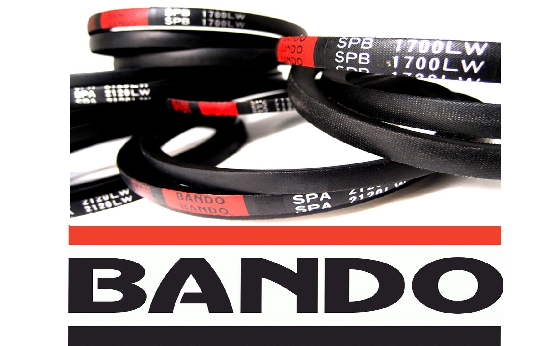 Logo BANDO (correas)